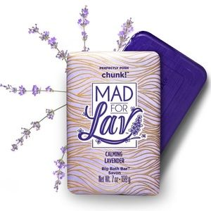 Perfectly Posh Mad for Lave soap chunk